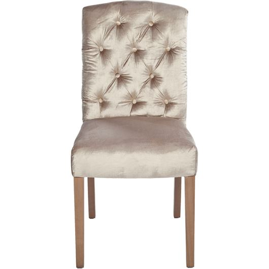 GYPSY dining chair beige/taupe