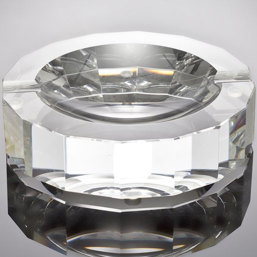 Picture of ETAIN ashtray d18cm clear