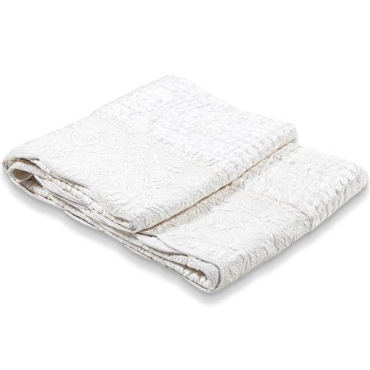 RIDHI bedspread 230x250 white