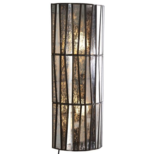 Picture of RING wall lamp h60cm clear/copper
