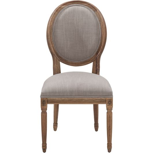 PARDON dining chair beige/taupe