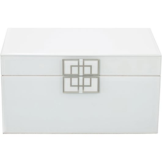Picture of ALVIN box 30x18 white