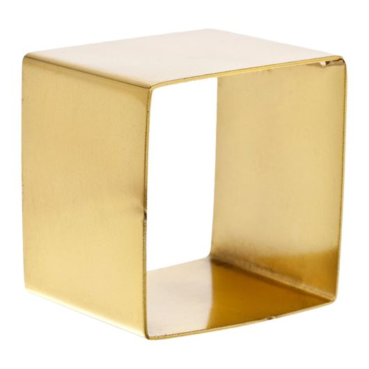 Picture of ALENA napkin ring gold