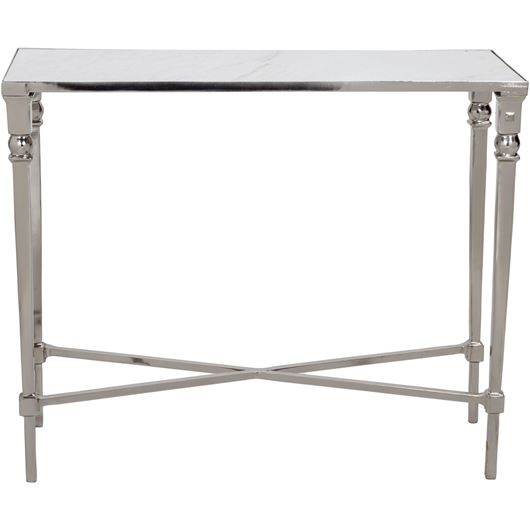 624986 AMAAL console 96x38 wht-nick