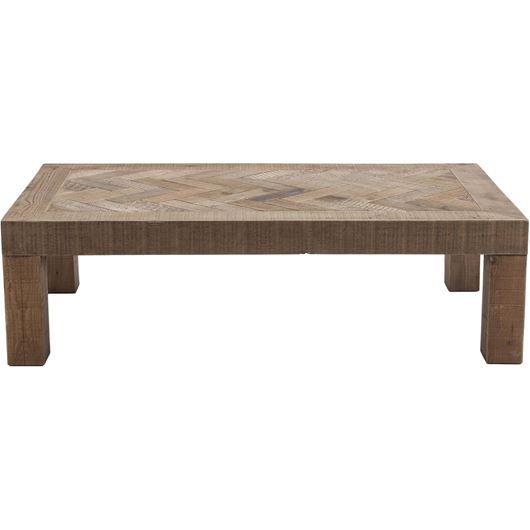 Picture of DOLP coffee table 160x90 brown