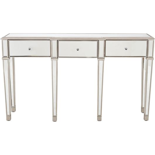 Picture of AINA console 161x38 clear/gold