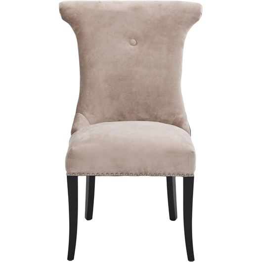 Picture of NAIRO dining chair pink/black