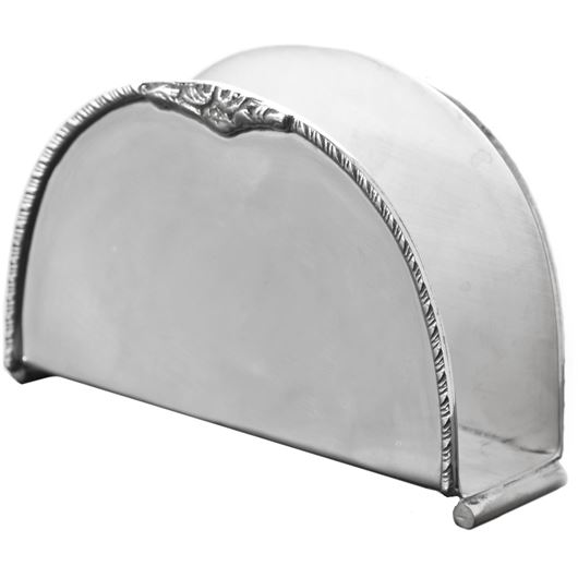 Picture of ALONA napkin holder silver