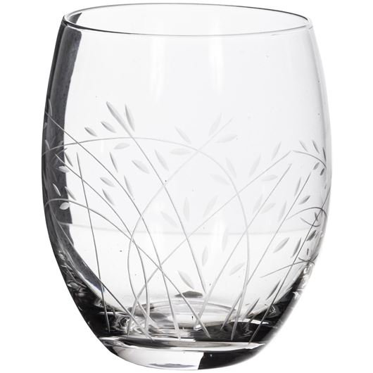 Picture of NESS tumbler h10cm clear