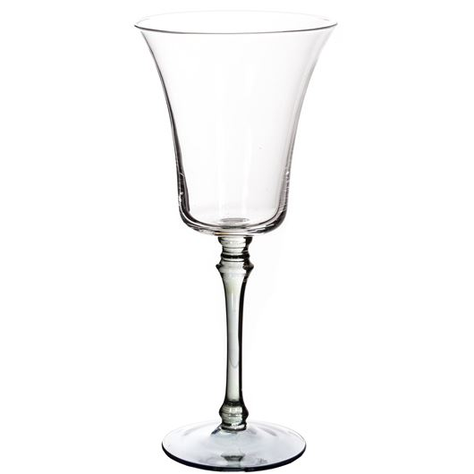 Picture of MARSHA red wine glass h24cm clear