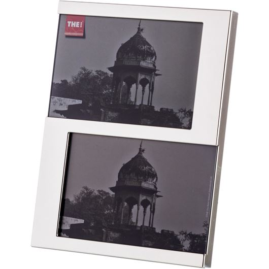 Picture of LISA photo frame 10x15/2 silver