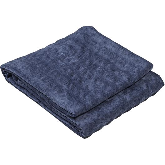 Picture of OXI bedspread 230x250 blue