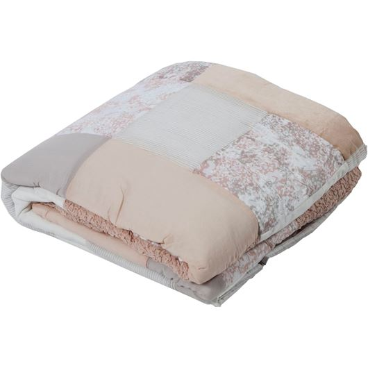 Picture of REEJA bedspread 230x250 pink