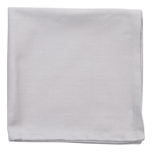 Picture of HERRING napkin 50x50 grey