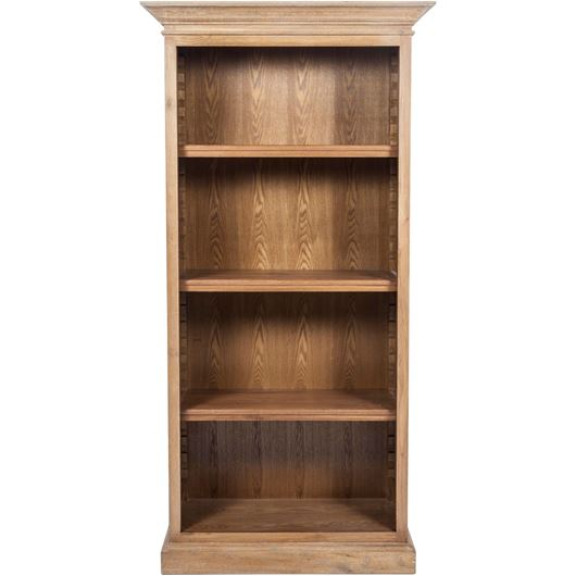 Picture of NINO display cabinet 196x96 brown