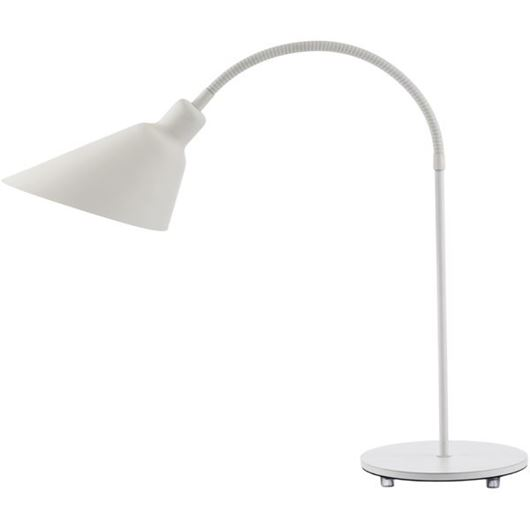 Picture of TOMIKO table lamp h62cm white