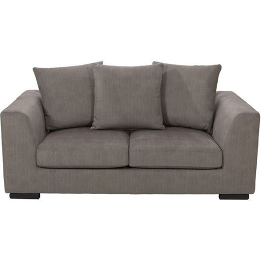 Picture of PASO sofa 2 brown