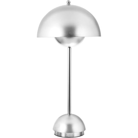 Picture of ANDRINA  table lamp h53cm stainless steel