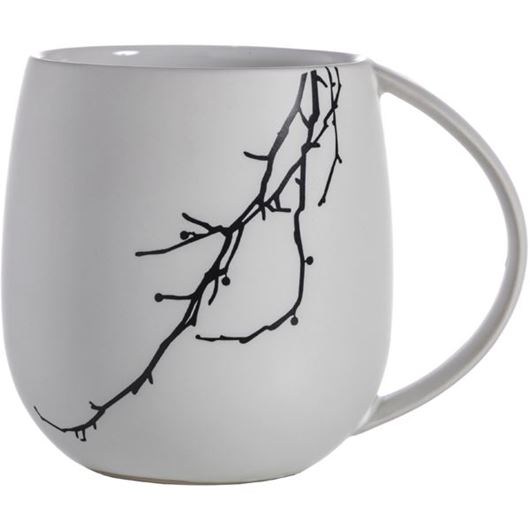 Picture of BRANCH mug white