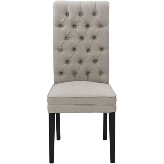 Picture of SOMA dining chair natural/black