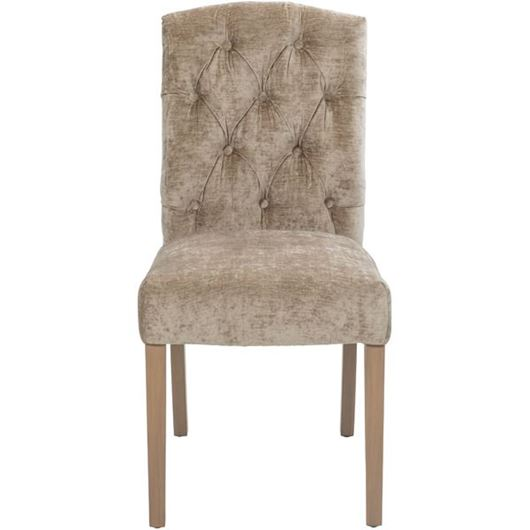 Picture of GYPSY dining chair taupe/taupe