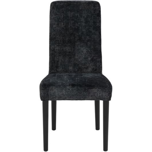 Picture of SPICE dining chair blue/black