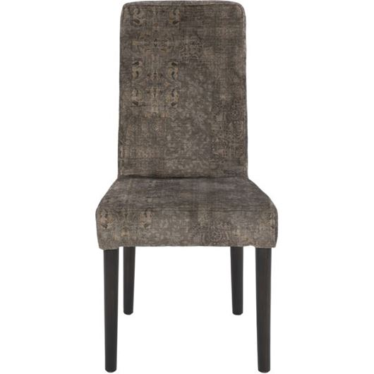 Picture of SPICE dining chair grey/grey brown