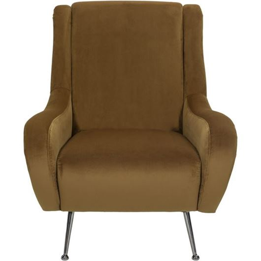Picture of SEN armchair brown