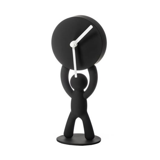 Picture of BUDDY clock black