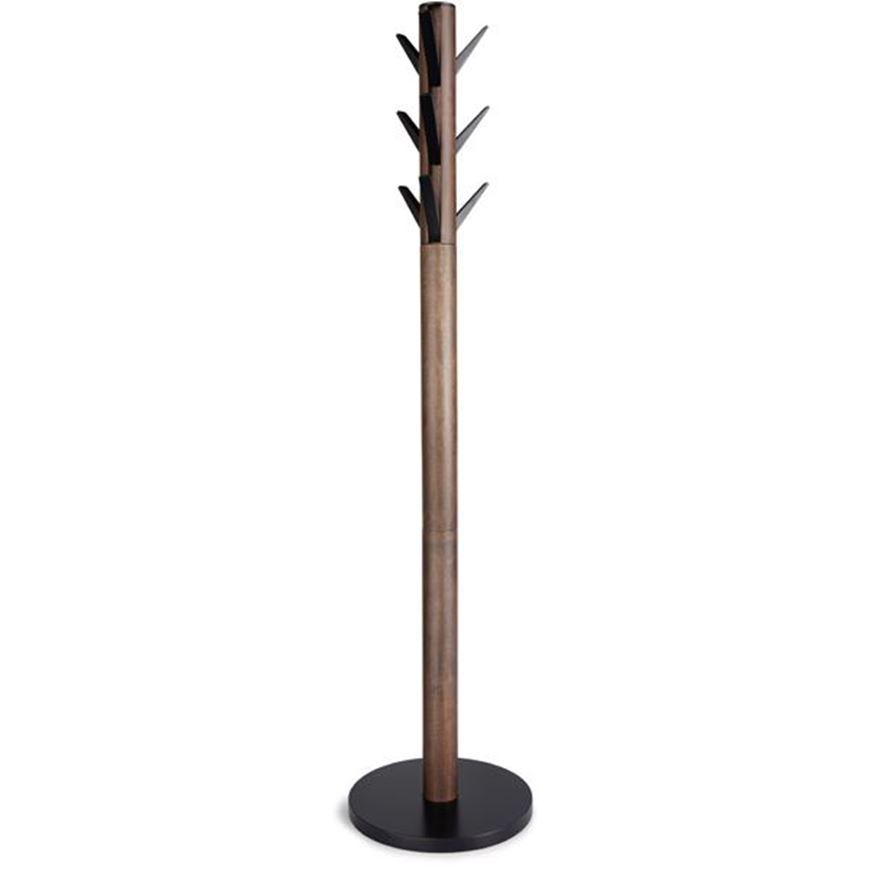 Picture of FLAPPER coat rack black/brown