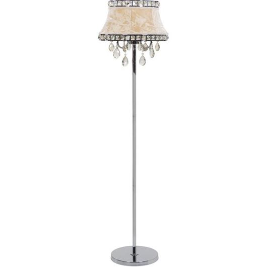 Picture of DORIS floor lamp h155cm beige