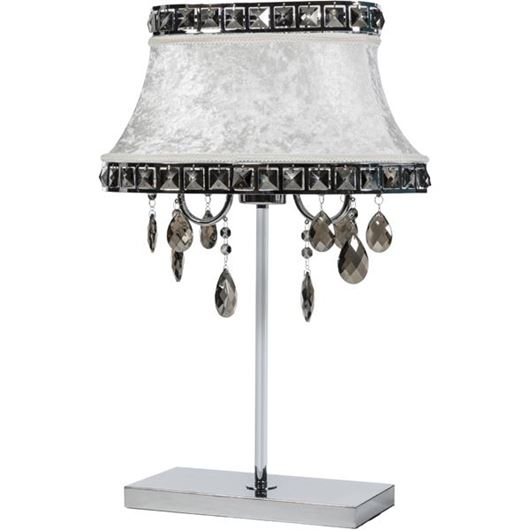 Picture of DORIS table lamp h60cm white