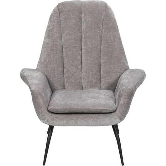 Picture of RICK armchair silver