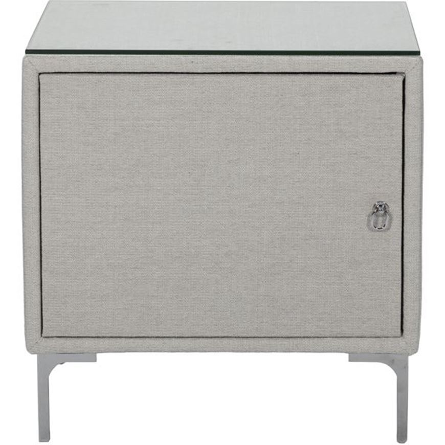 Picture of SONA bedside table Left natural