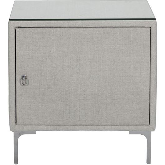 Picture of SONA bedside table Right natural