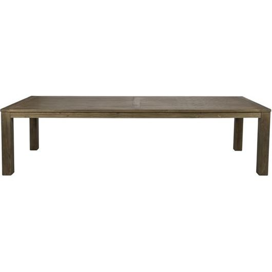 Picture of REYA dining table 300x110 light brown