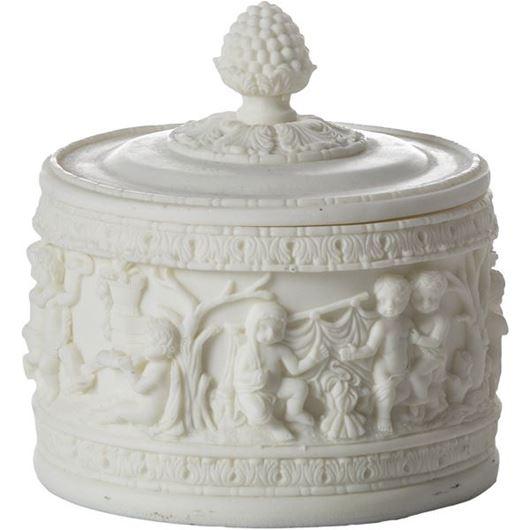 Picture of CALLISTO box d15cm white