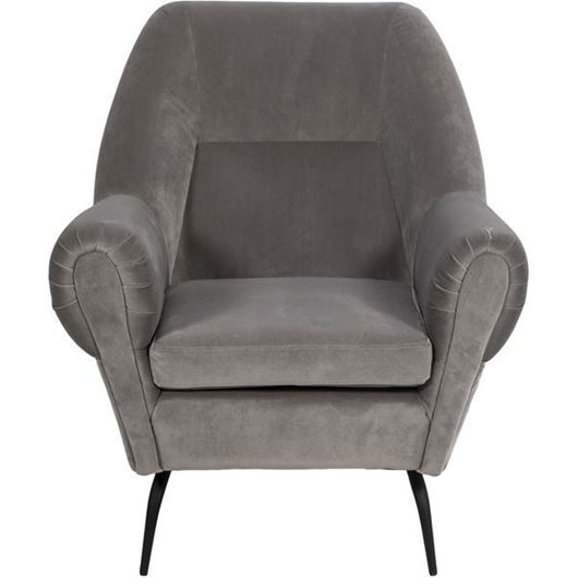 Picture of LOSO armchair silver