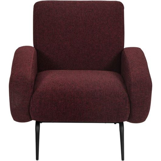 Picture of TARANTO armchair red