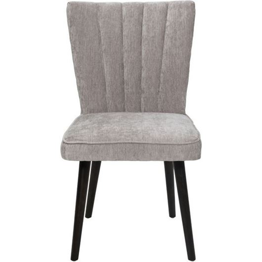 Picture of VERTO dining chair silver/grey brown