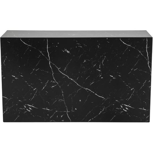 Picture of COBY console 130x40 black
