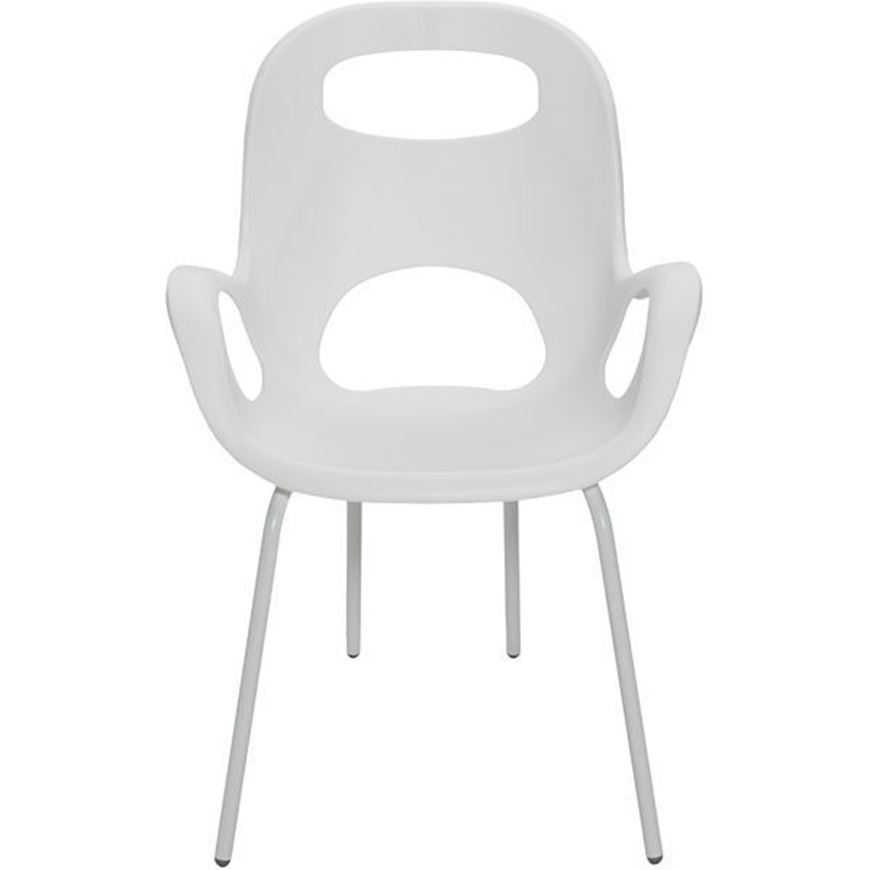 Picture of OH dining chair white/white