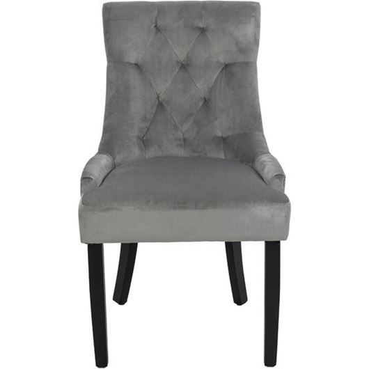 Picture of HALA dining chair silver/black