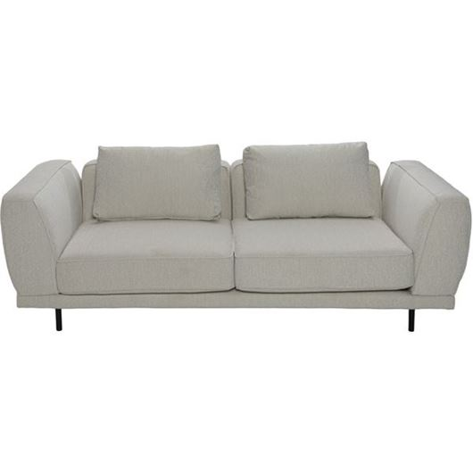 Picture of AMAYA sofa 2.5 cream
