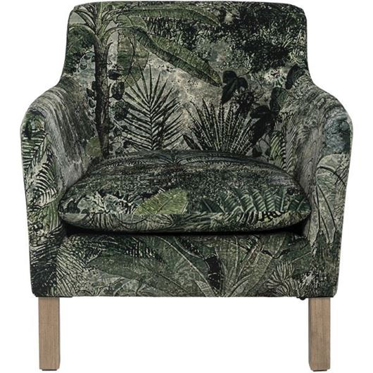 HARBOUR armchair green