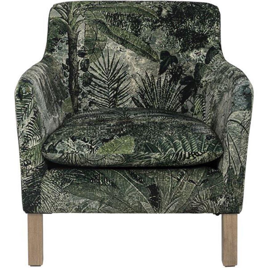 HARBOUR armchair green