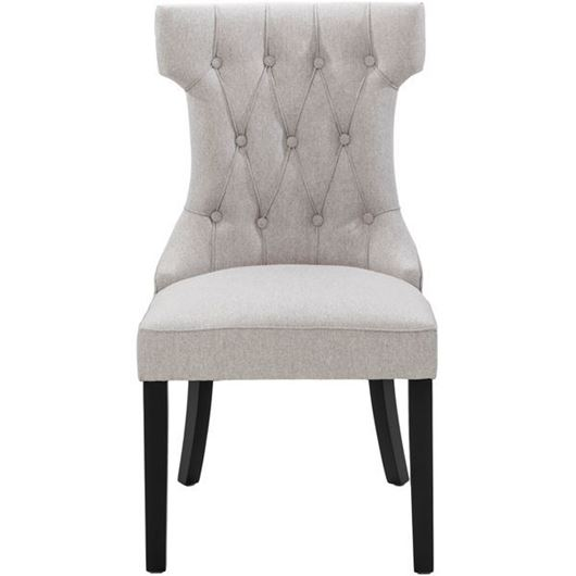 Picture of NASH dining chair natural/black