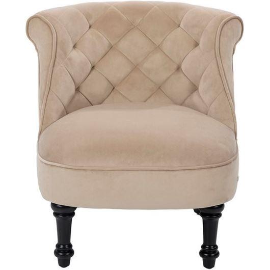 Picture of JUNO armchair beige
