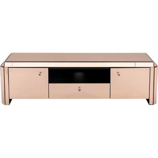 Picture of VERA entertainment unit 45x161 pink