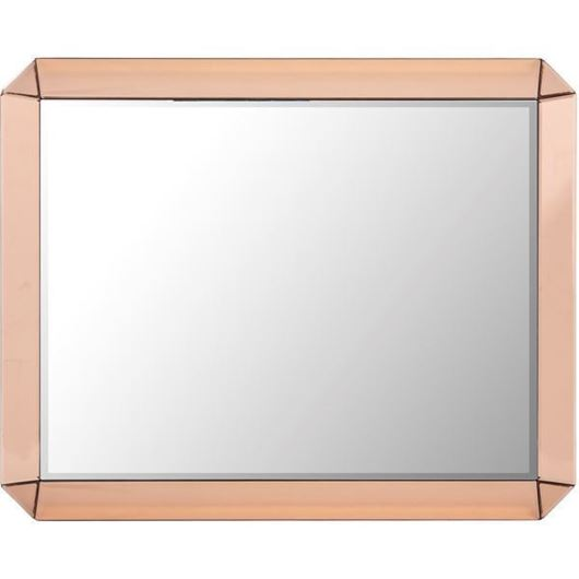 Picture of VERA mirror 100x80 pink
